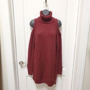 Francescas Sweater Dress Size Small NWT